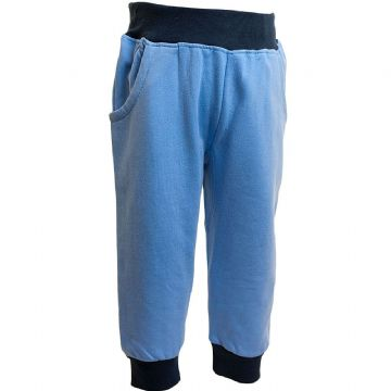 Boys Funky Jogpants - Blue (6-23mnths 6 Pack)
